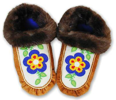 free moccasin patterns